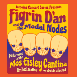 Figrin Dan and the Modal Nodes