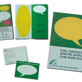 Campagna istituzionale e BTL CISL
