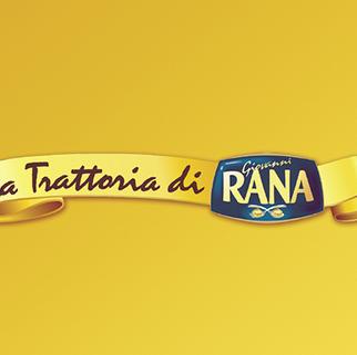 Logo La trattoria di Giovanni Rana