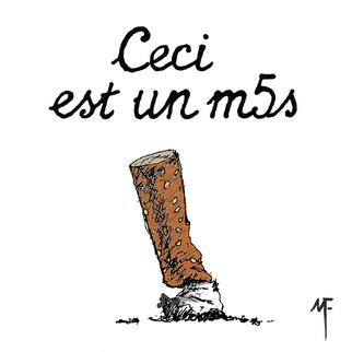 M5s e Philip Morris