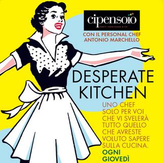 CI PENSO IO comunicazione corsi di cucina