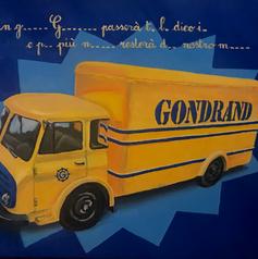 Paolo Conte, Gondrand