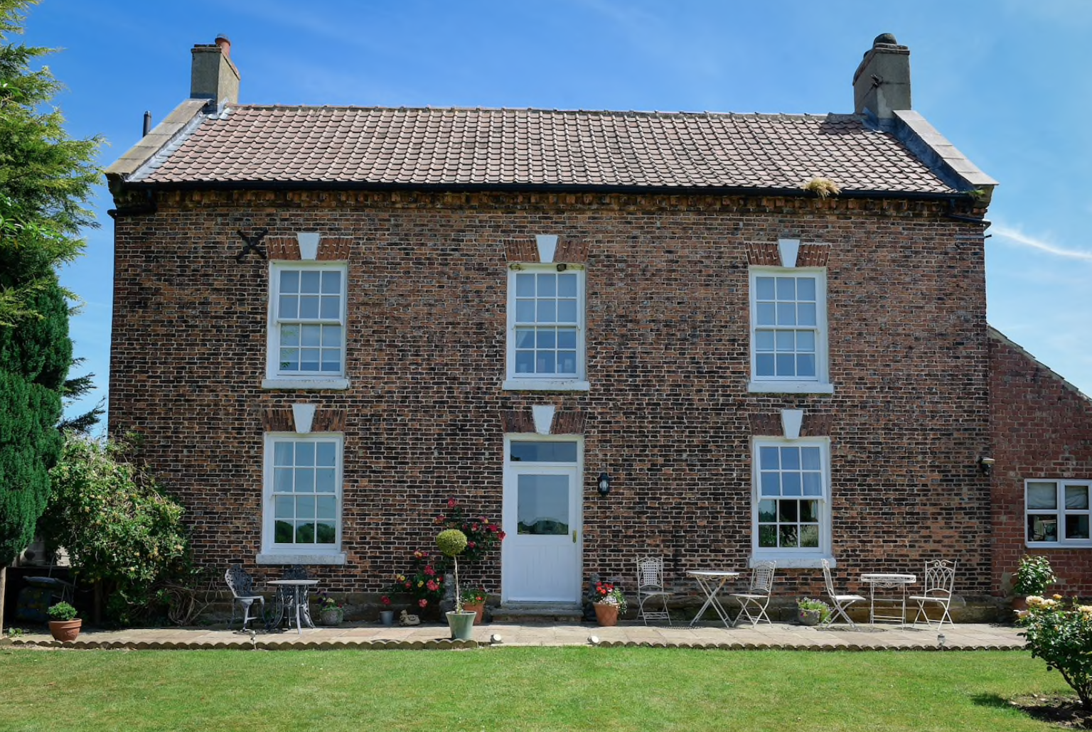 Low Osgoodby Grange B&B
