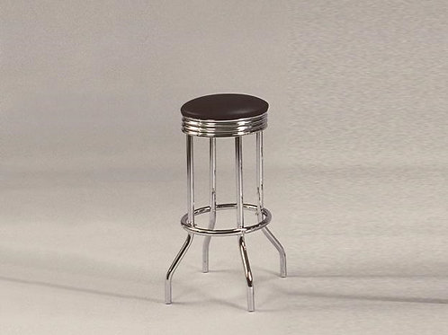 RETRO SWIVEL BAR STOOL