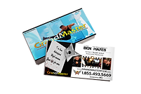 Ben's Hayes GrandMaster Card