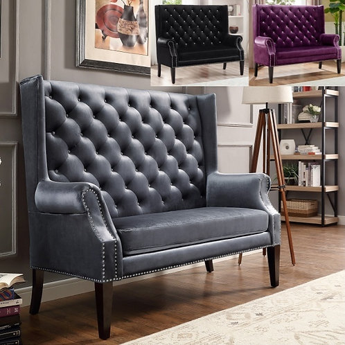 ALL ODINA LOVESEAT