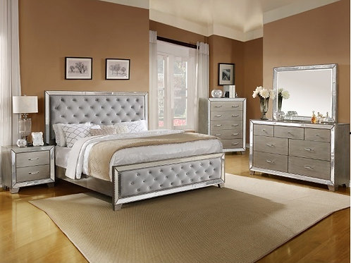 COSETTE BEDROOM GROUP