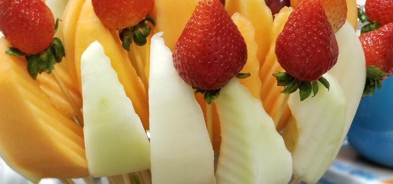 Fruit Decor pot 2
