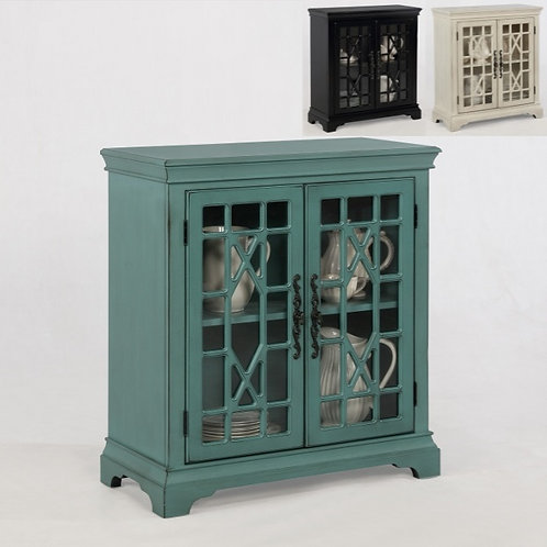 ALL-N FRANCESCA ACCENT CABINET