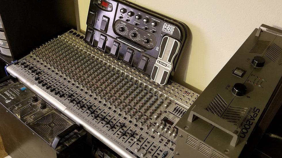 30 Channel Soundboard
