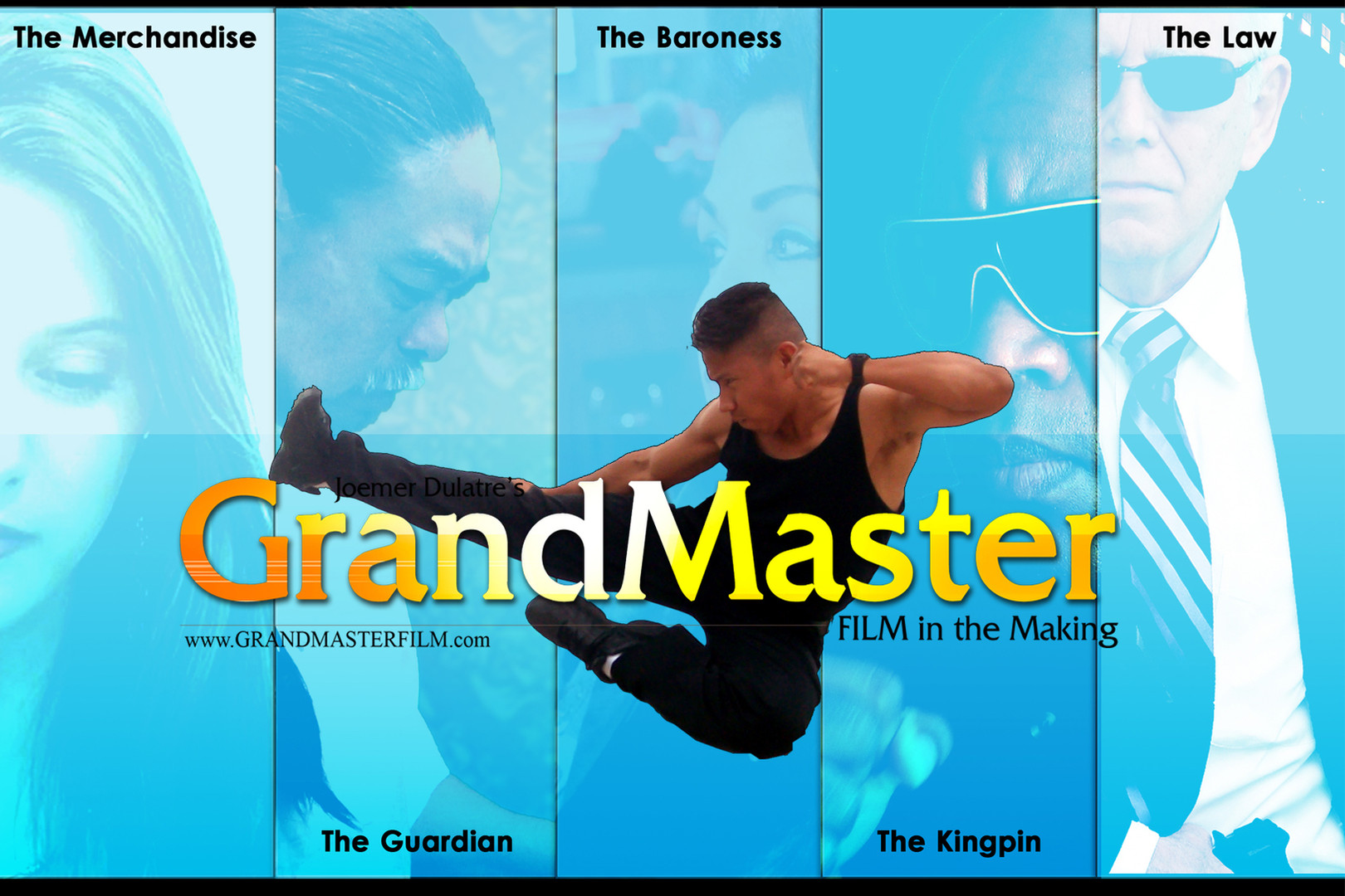 The 5 Stories of GrandMaster