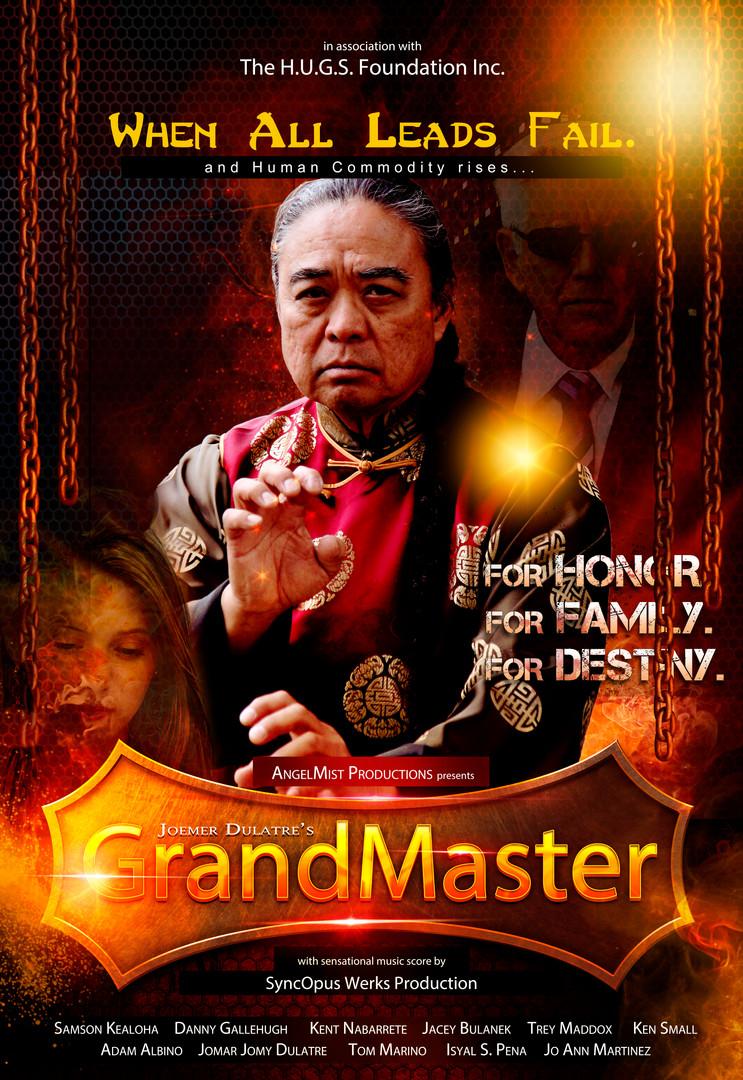 GrandMaster Movie Poster