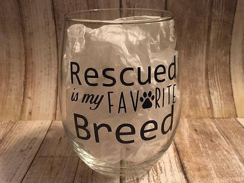Rescued is my Favorite