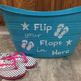 flip flop bucket.JPG