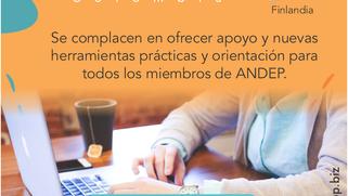 Suomalainen varhaiskasvatuksen pedagoginen palvelu TinyApp yli 1000 päiväkotiin Kolumbiassa