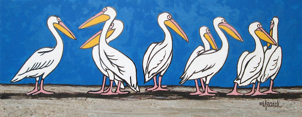 Pelican Meeting