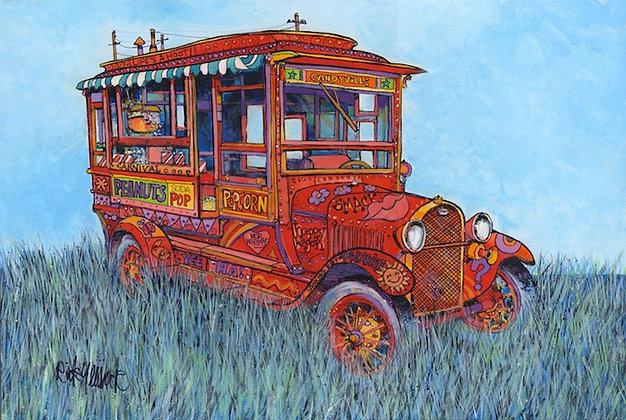 Carnival Food Truck