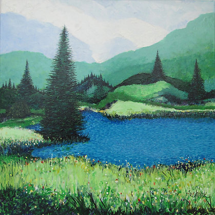 Laura's Pond