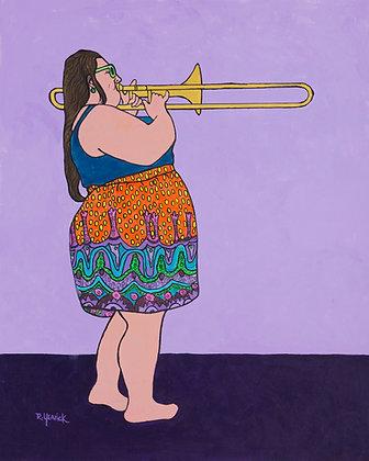 Trombone Betty