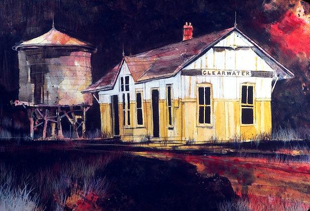 Old R.R. Station