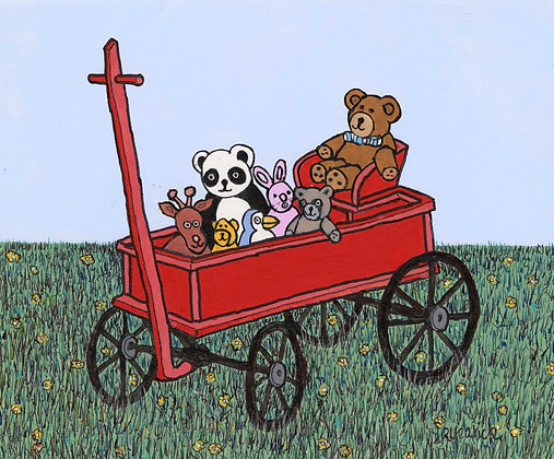 Red Wagon Friends