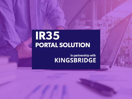 Regal IR35 White Tool Solution