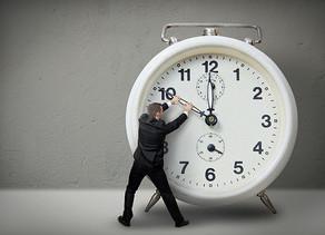 05 Dicas para Organizar o seu Tempo!