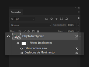 Entenda os Objetos e Filtros Inteligentes do Photoshop