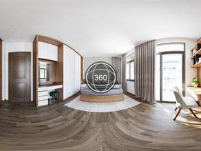 Como renderizar imagens 360° no V-Ray Next