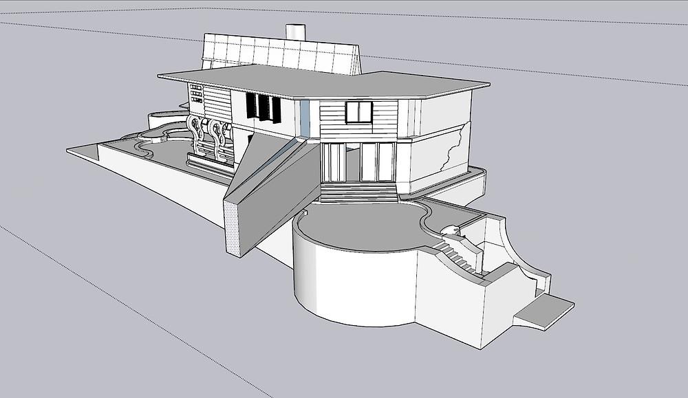 Modelagem ruim no SketchUp