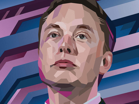 Things to be learned from ELON MUSK.