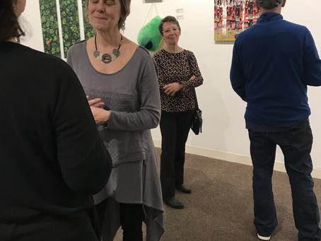 Green at Brickbottom Artists Gallery