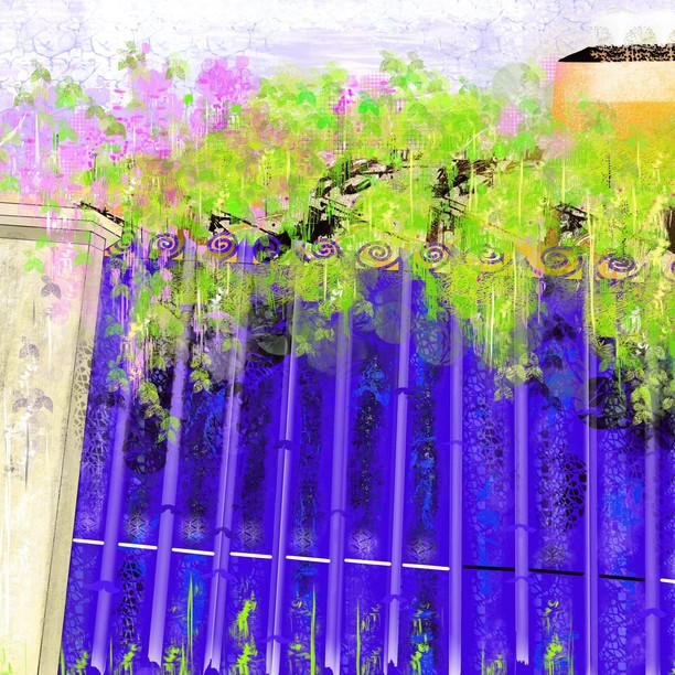 Parisian Garden