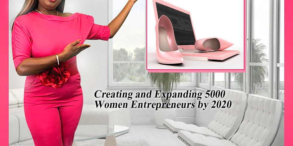 Women-N-Business Initiative Tour-W.O.W. Celebration