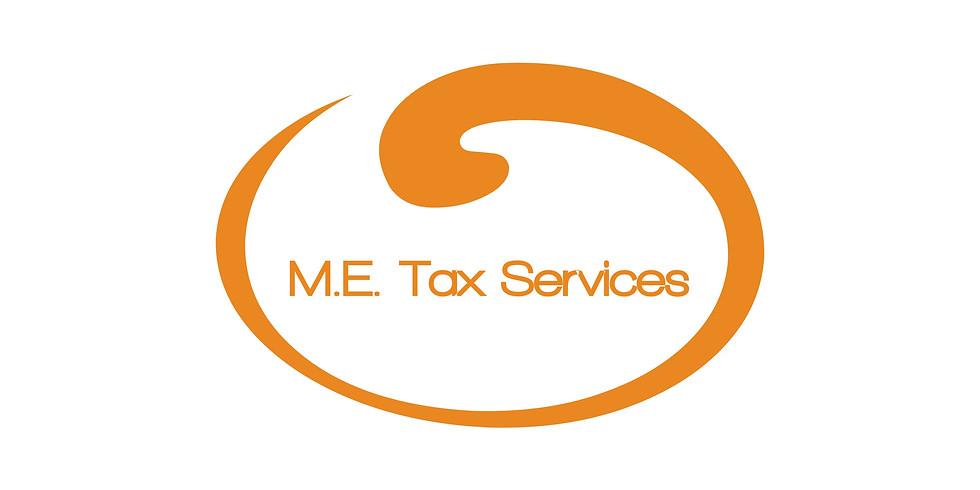 M.E. Tax Services-Increase your Refund Seminar