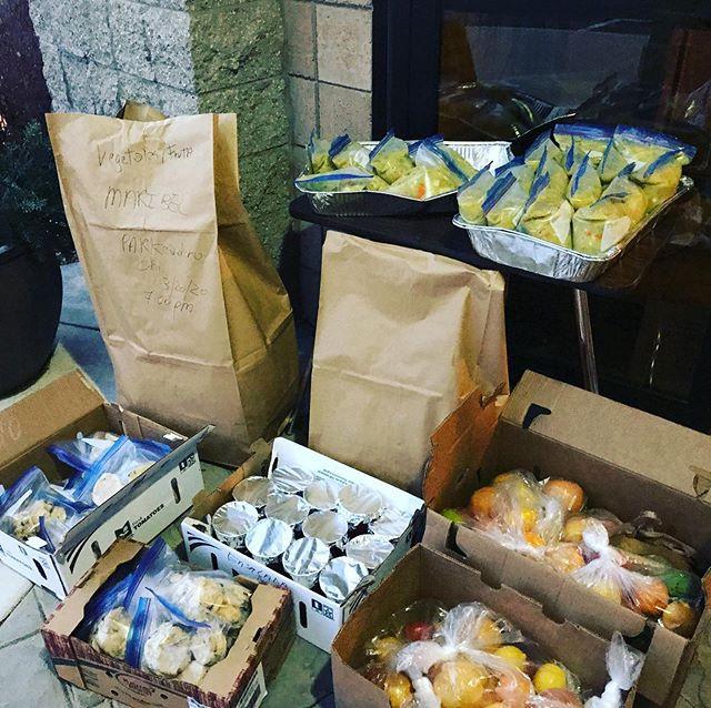 Save the Food, Serve the People Program
