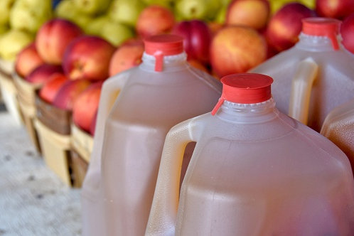 1 Gallon Local, Fresh-as-it-Gets Apple Cider