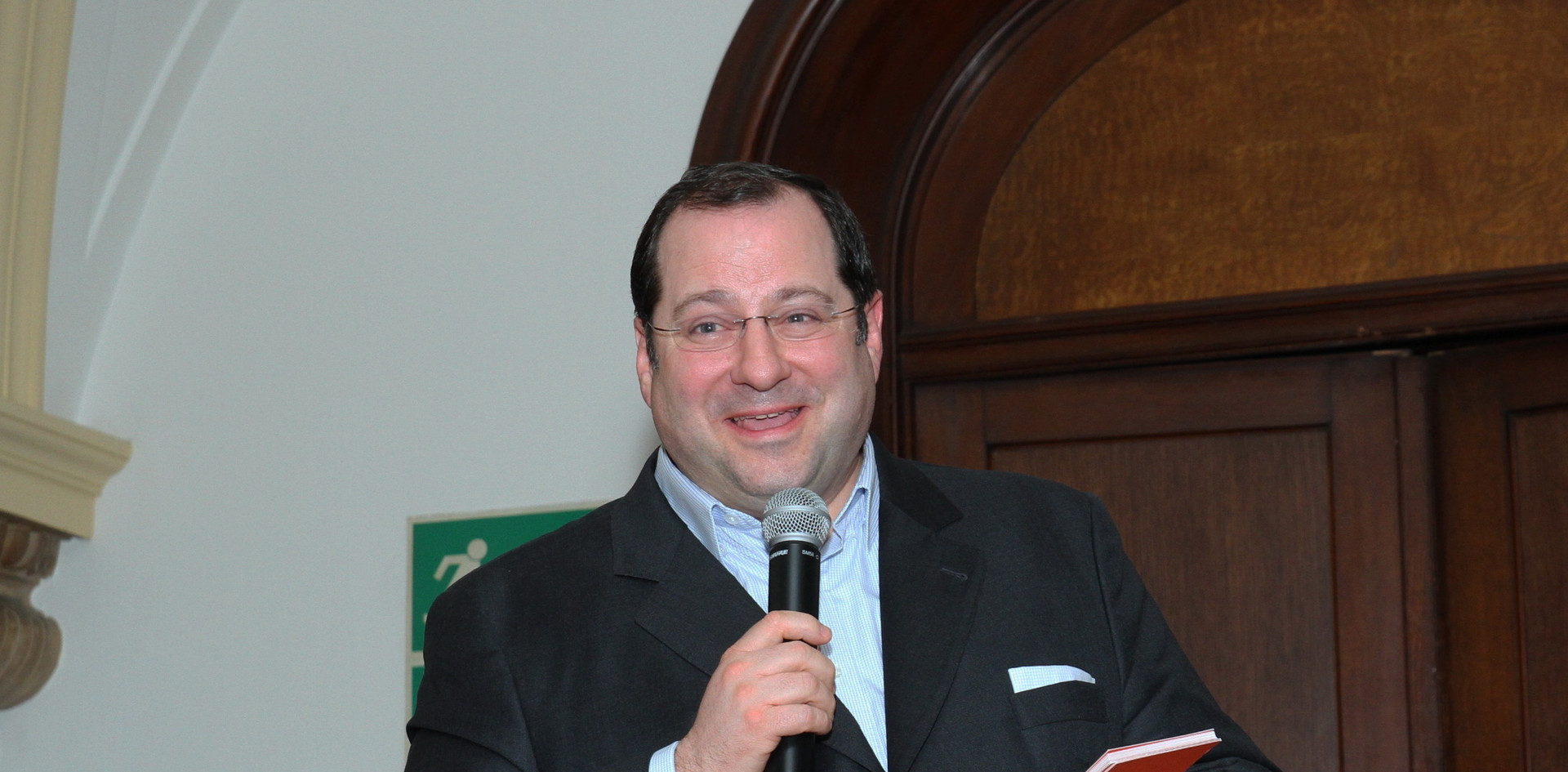 Laudatio Daniel Riedl