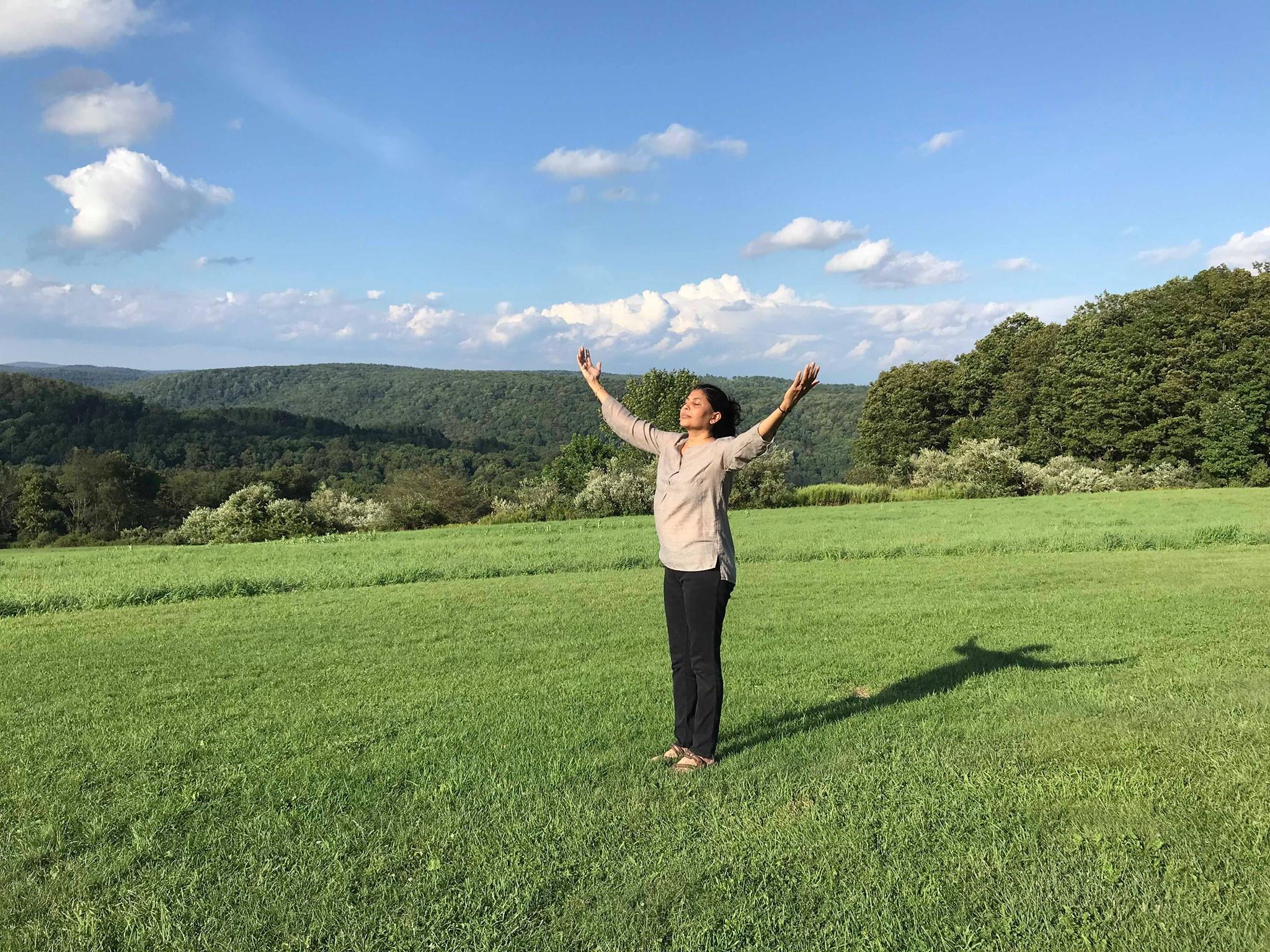 Breath Work For Inner Balance