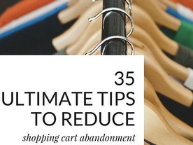 How to reduce shopping cart abandonment
