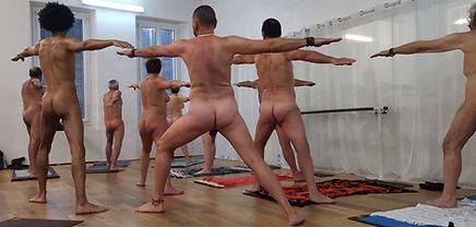 Yoga naturiste
