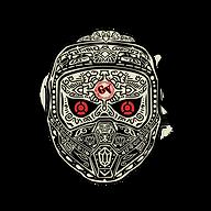 GV Cartel Skull images back middle large