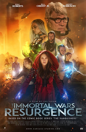 The Immortal Wars 2 Poster ADJUSTED fixe