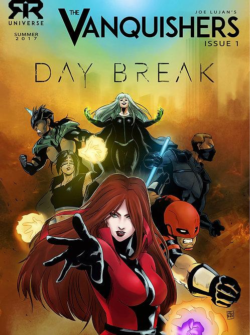 The Vanquishers - Day Break