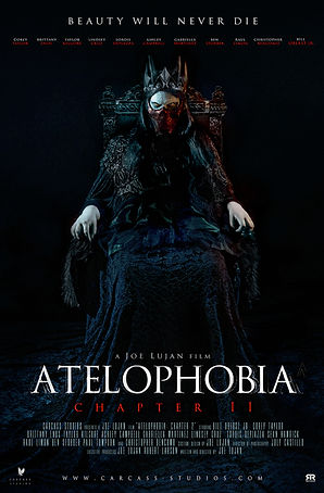 Atelophobia Chapter 2 NEW  Poster  resiz
