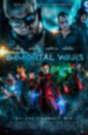 The Immortal Wars NEW Poster 2018 resize