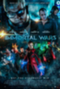superheros action film joe lujan eric roberts tom sizemore bill oberst jr