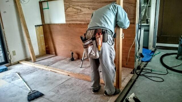 リフォーム工事/和室新設