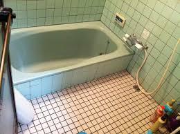 風呂・ユニット入替/改修工事:施工前