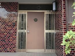 玄関ドア入替/改修工事:施工前
